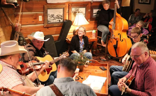 Shorty's Strickly Bluegrass Festival at Stoney Creek Inn East Peoria IL